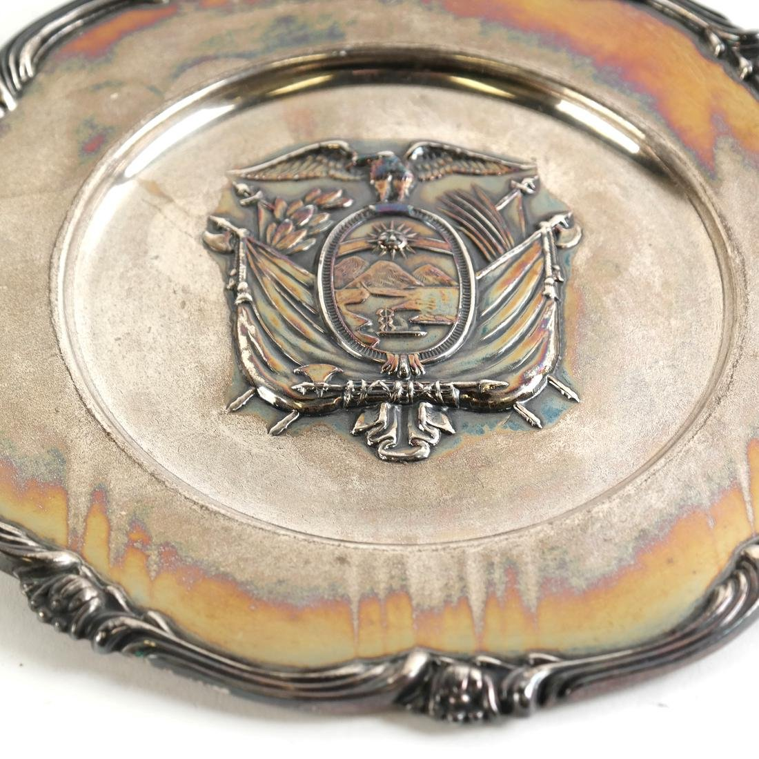 Sterling Silver Coat of Arms - 4