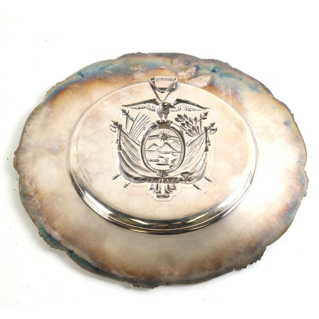 Sterling Silver Coat of Arms - 5