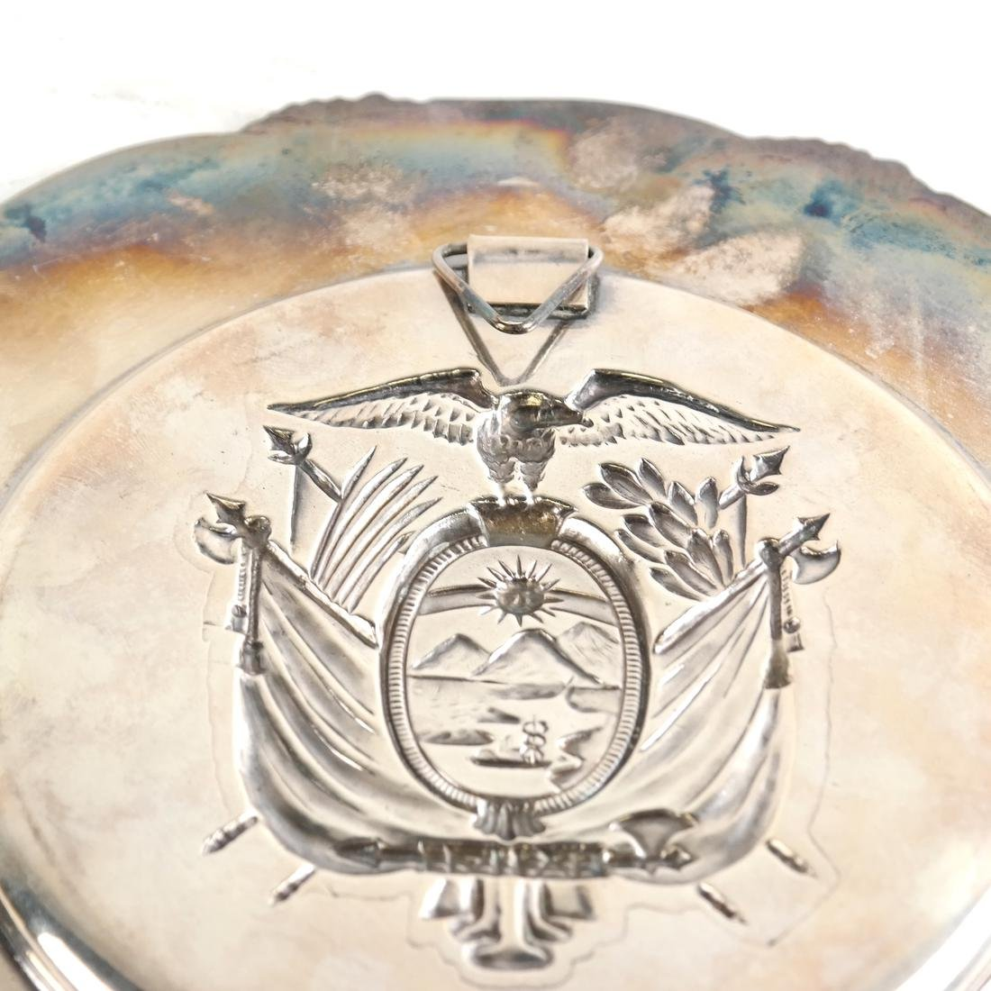 Sterling Silver Coat of Arms - 6
