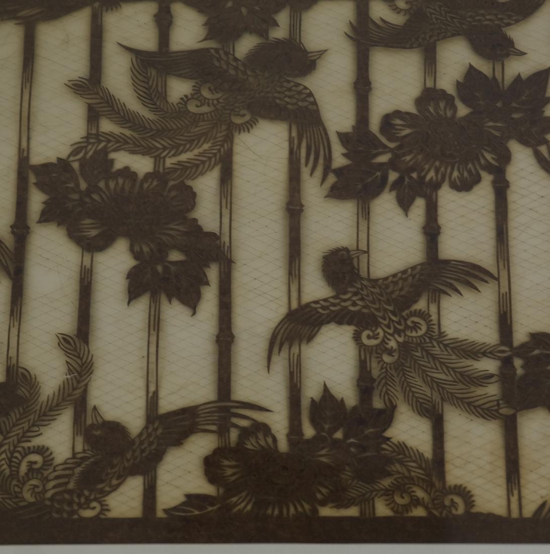Japanese Katagami Stencil - 3