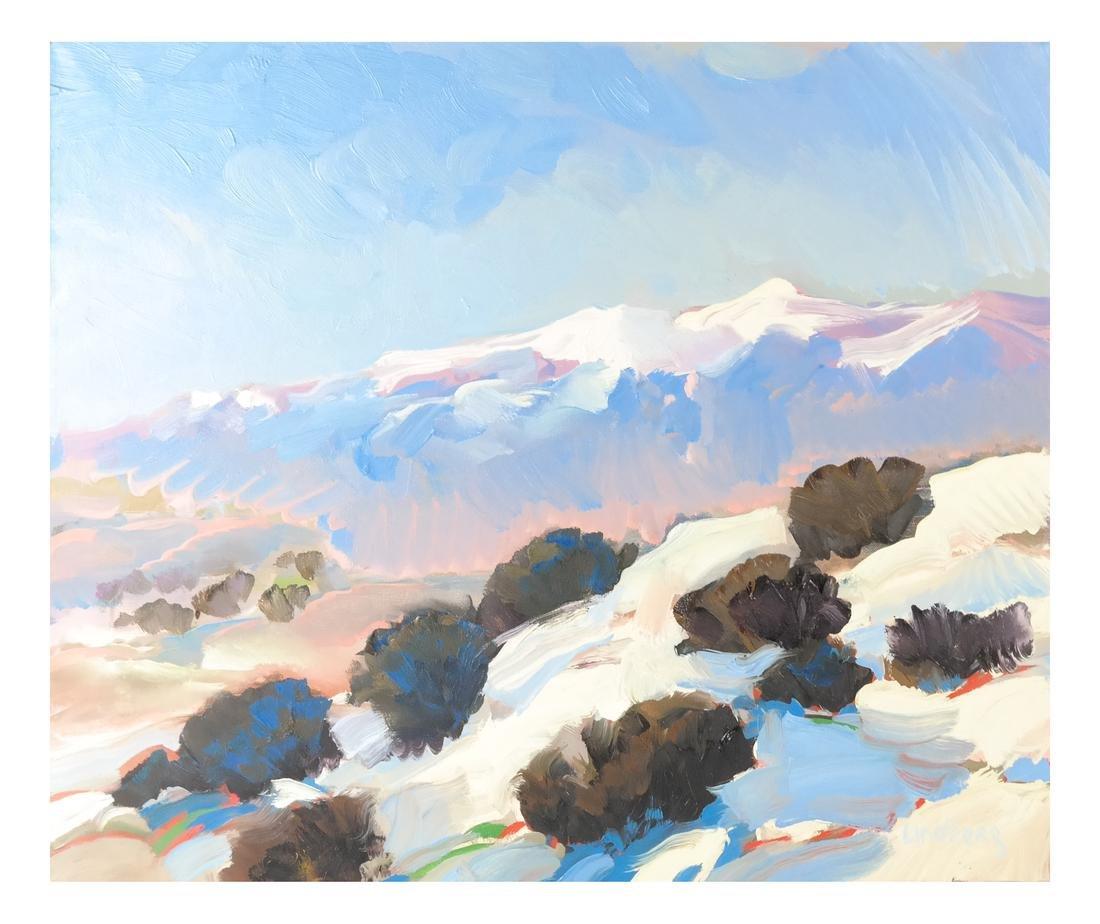 Keith Lindberg, Desert Scene