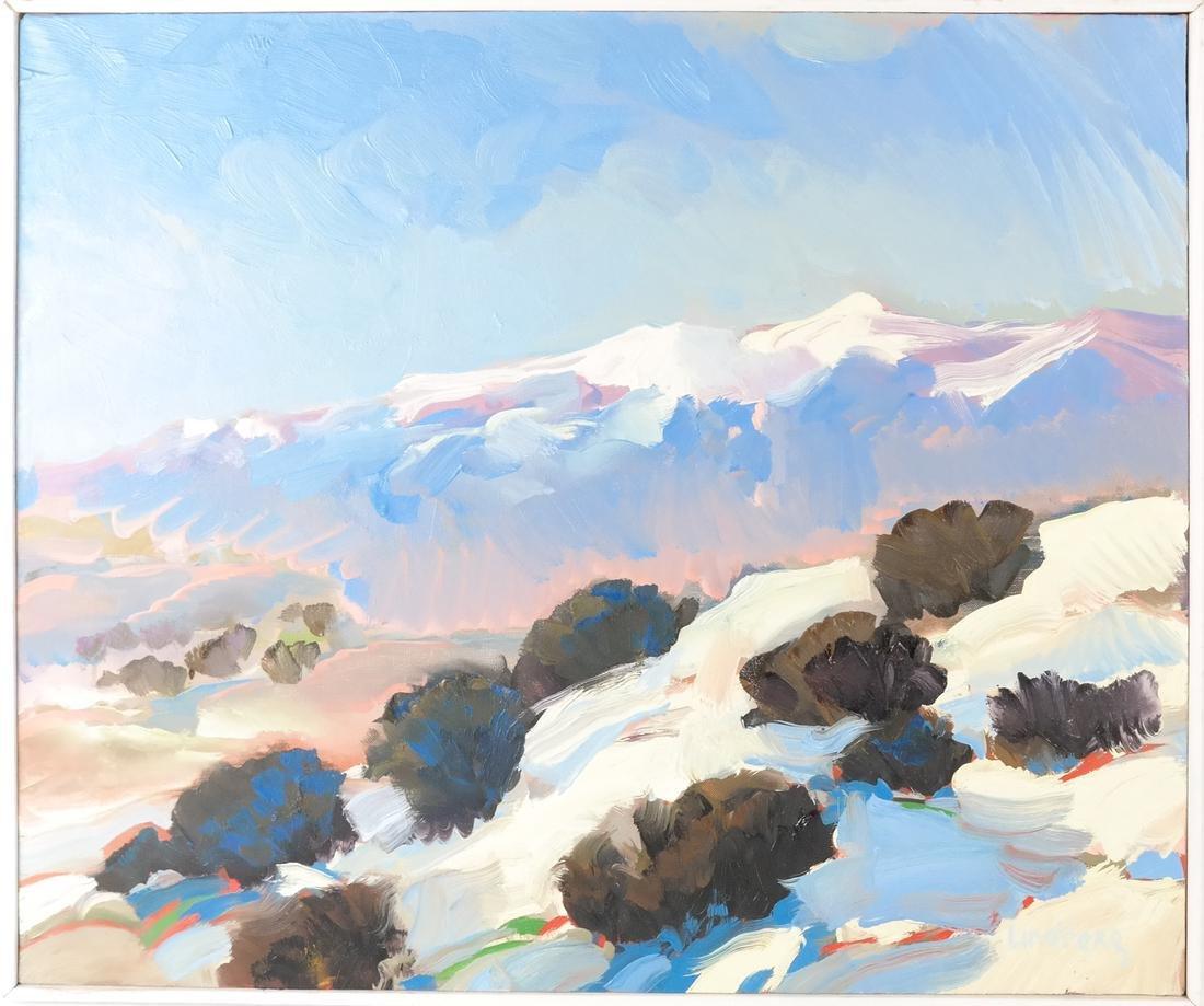 Keith Lindberg, Desert Scene - 2
