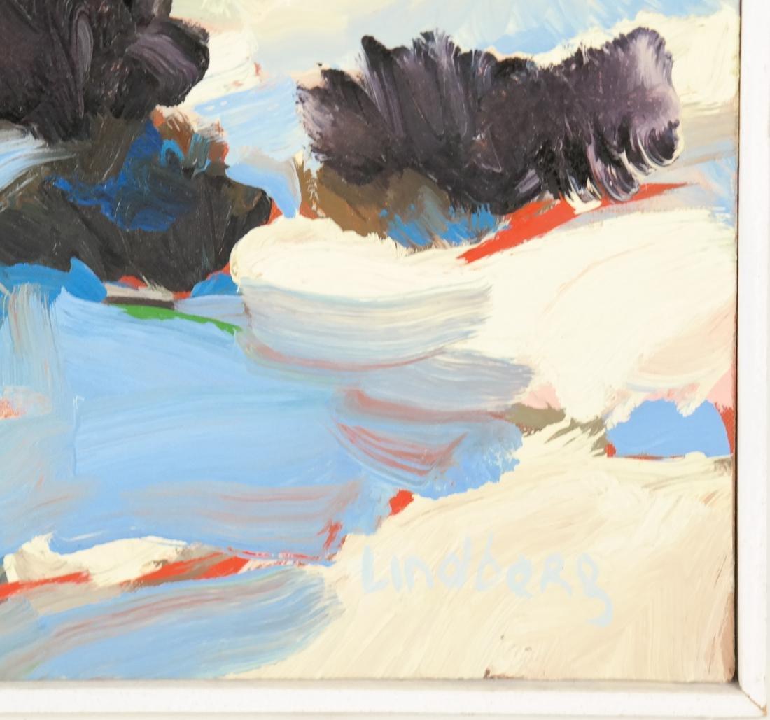 Keith Lindberg, Desert Scene - 3