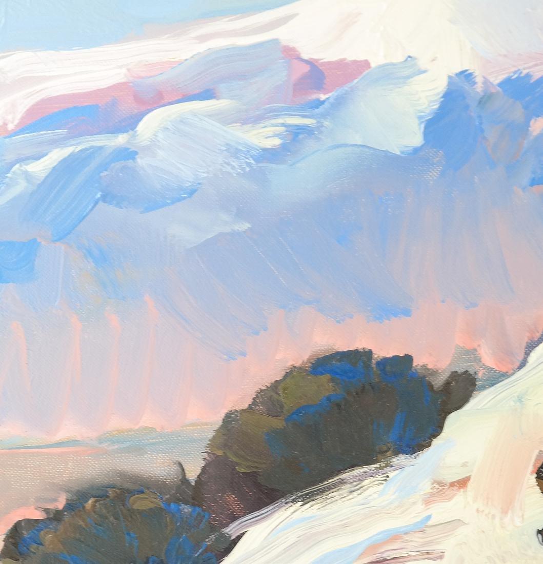 Keith Lindberg, Desert Scene - 4