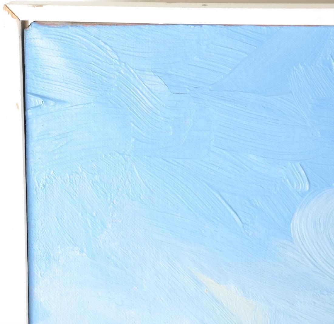 Keith Lindberg, Desert Scene - 5