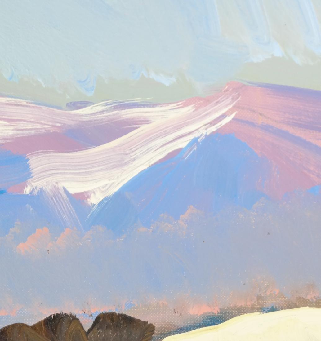 Keith Lindberg, Desert Scene - 6