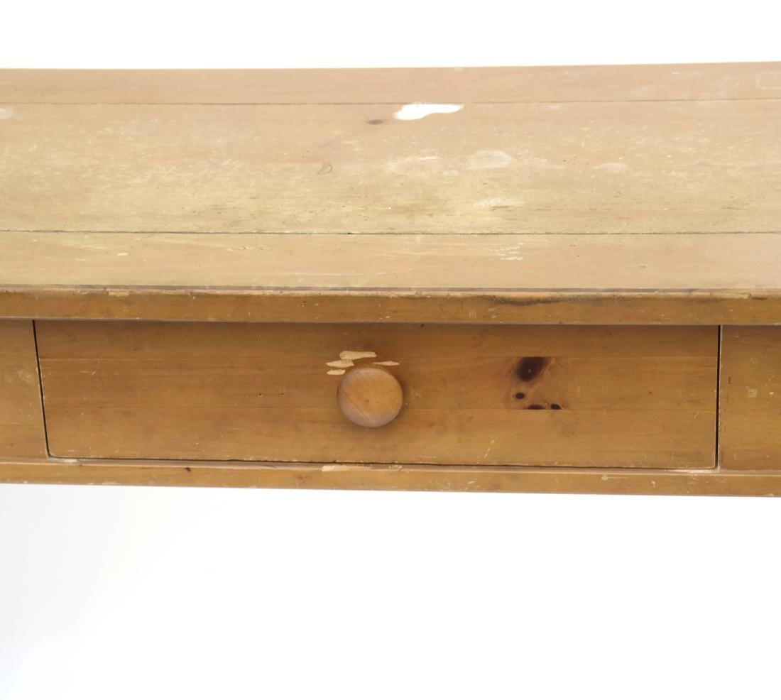 Pine Console by Broyhill - 4