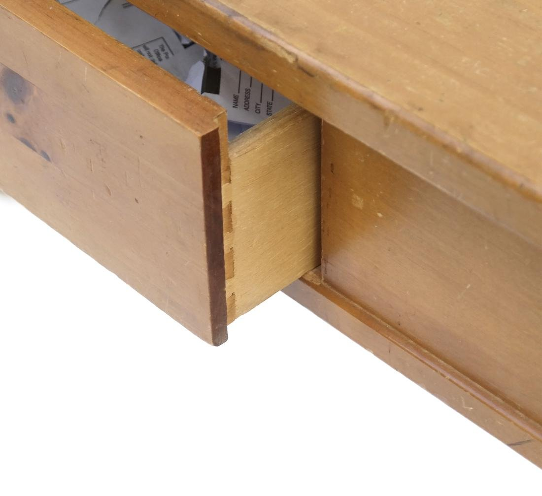 Pine Console by Broyhill - 6