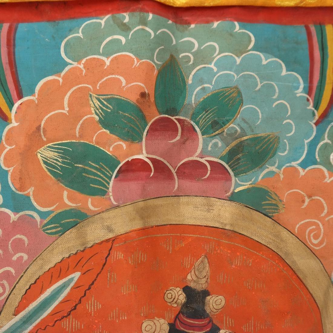 Tibetan Thangka - 5