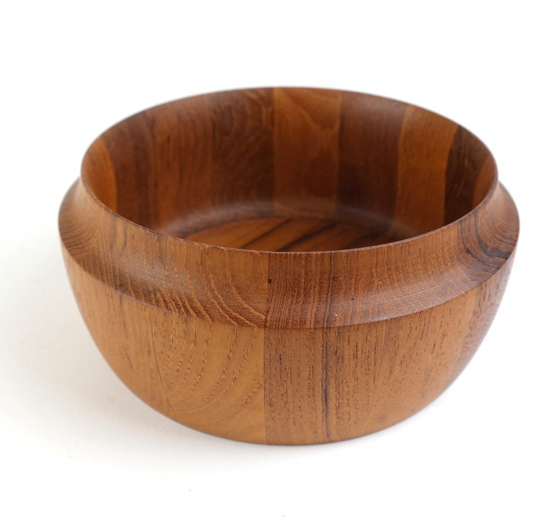 Three Exotic Wood Vessels - 7