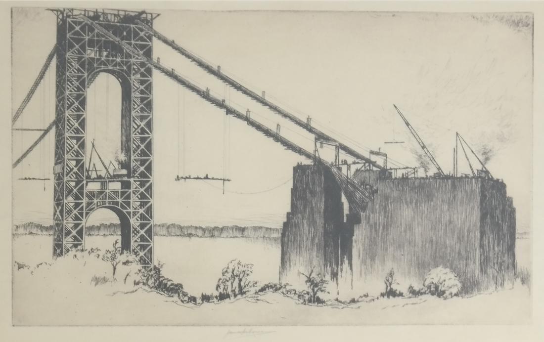 Three Works, Bird House Bridge - 2