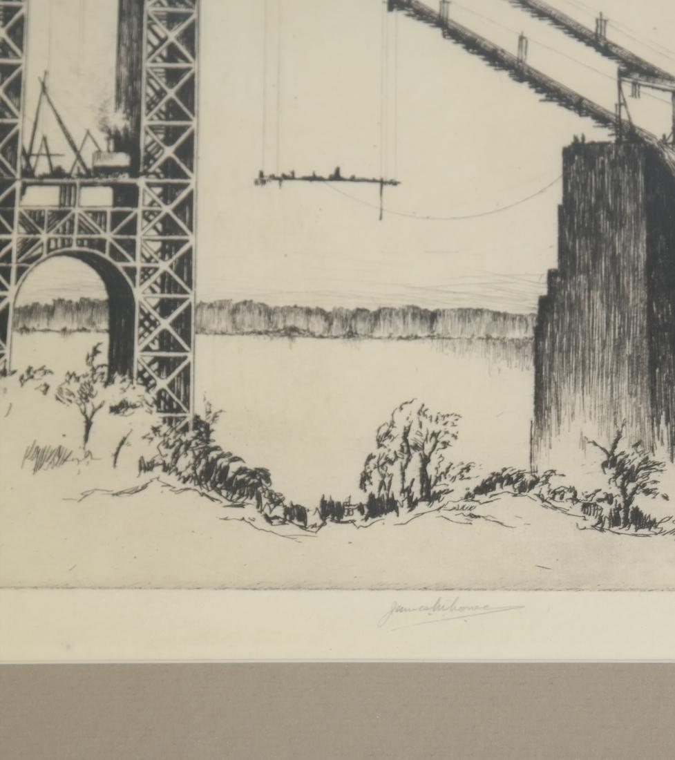 Three Works, Bird House Bridge - 6