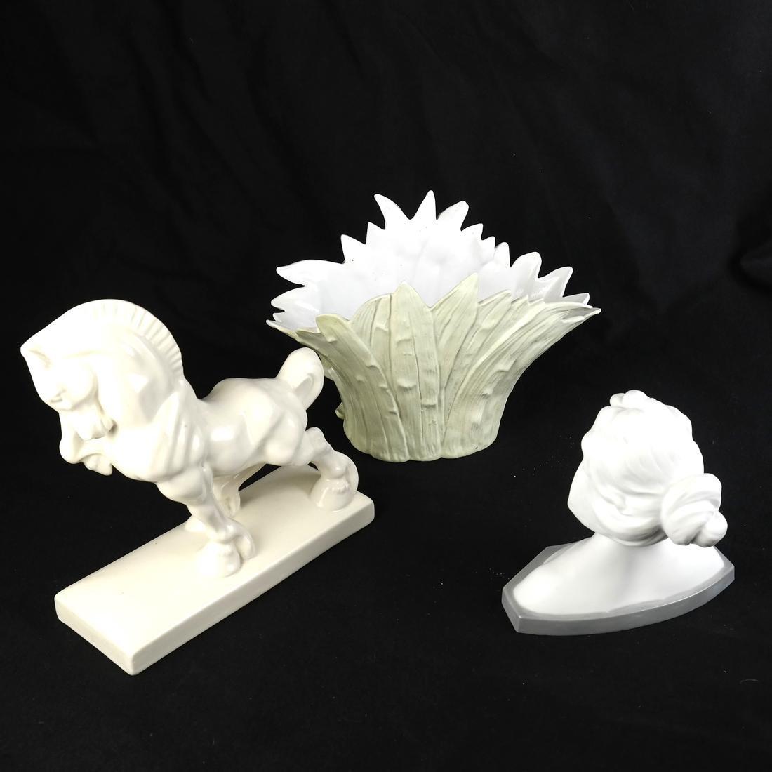 Three Ceramic Articles - 2