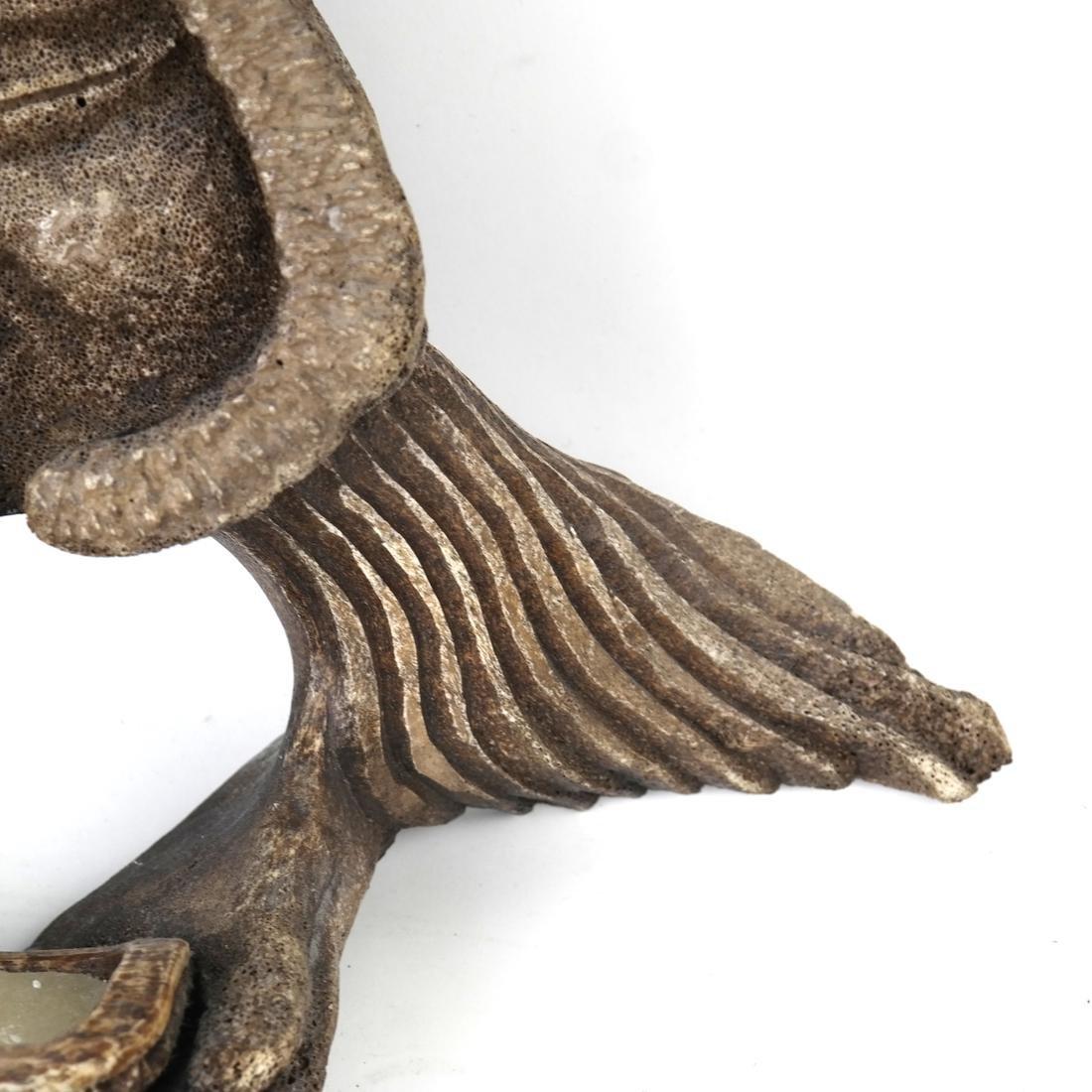 Inuit Whale bone Sculpture - 5