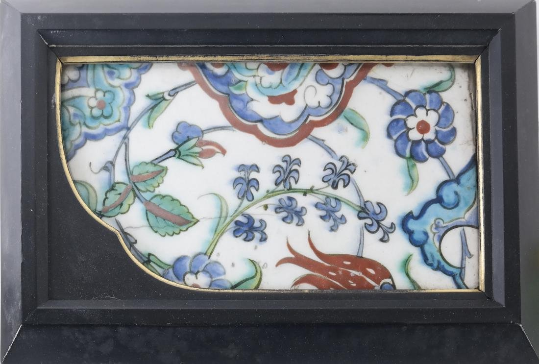 Early Chinese or Persian Tile - 2
