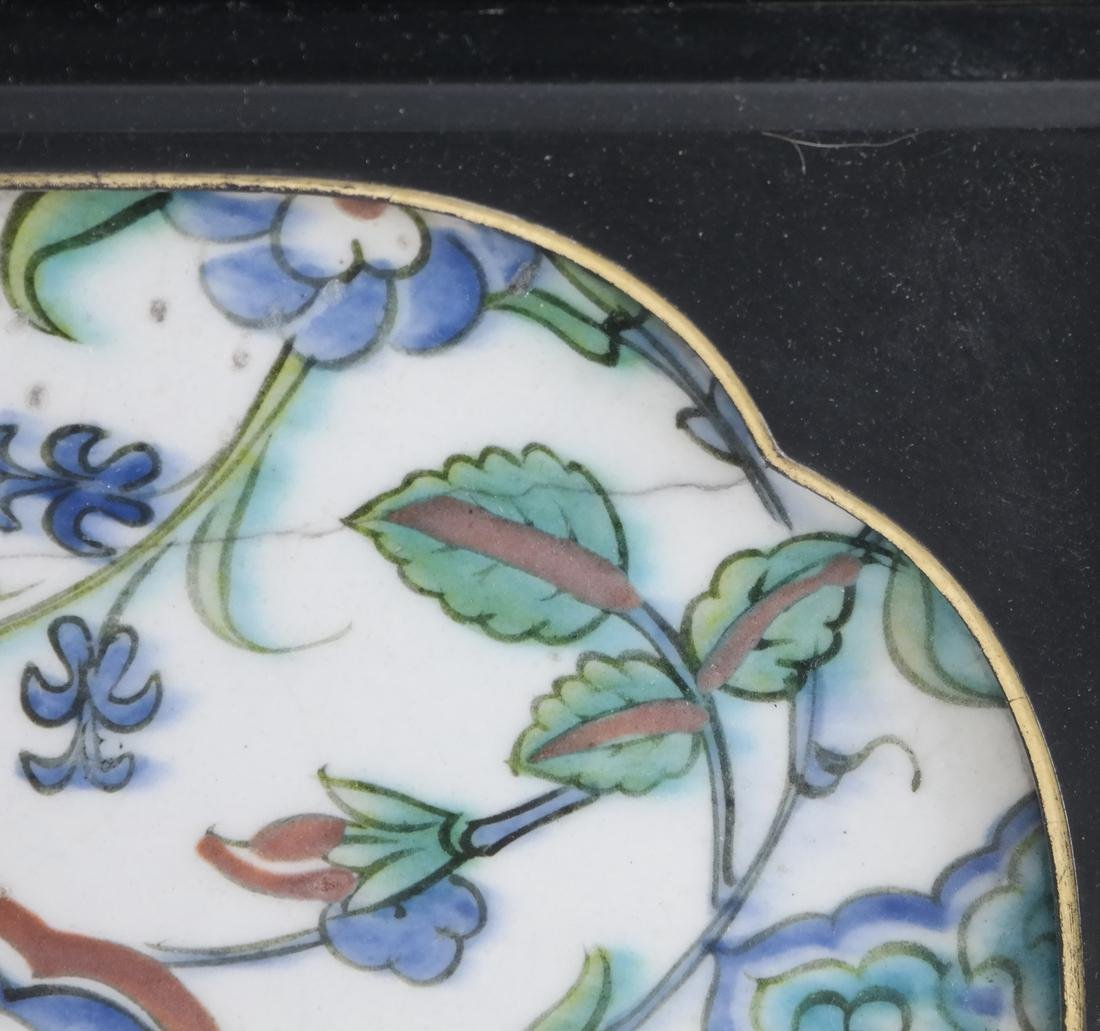 Early Chinese or Persian Tile - 4