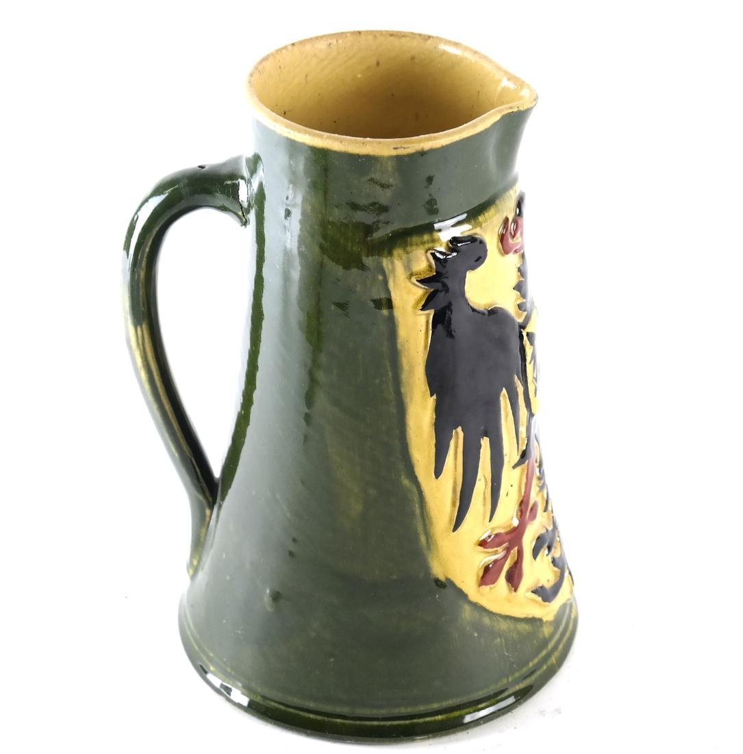 Chinese Glazed Pitcher - 4
