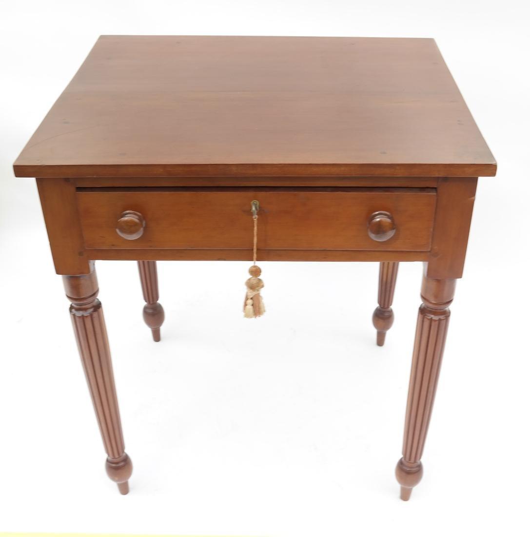 Regency-Style Work Table - 2