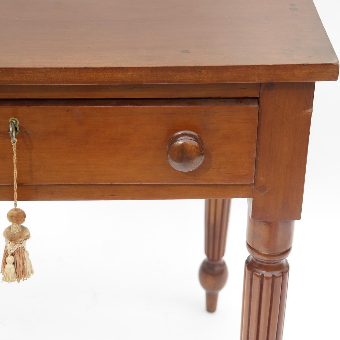 Regency-Style Work Table - 3