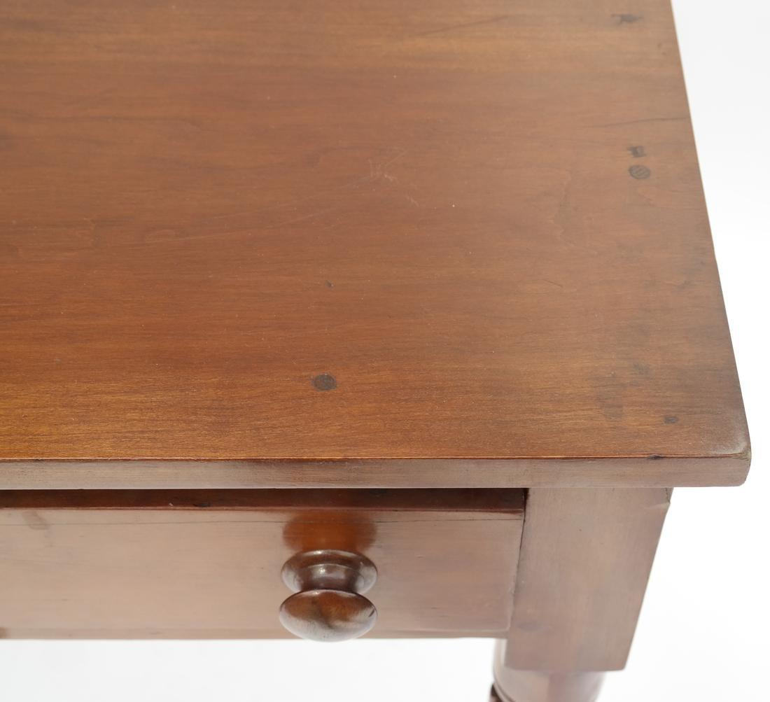 Regency-Style Work Table - 6