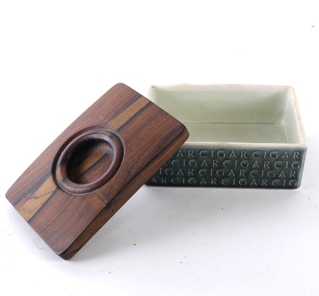 Kronjyden Cigar Humidor by Jens Quistgaard - 3