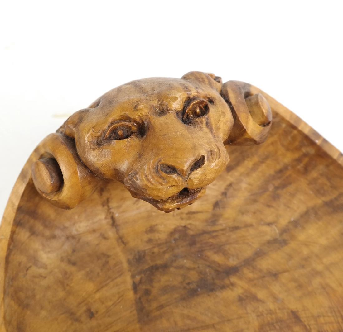 Three Wood Objects - 4