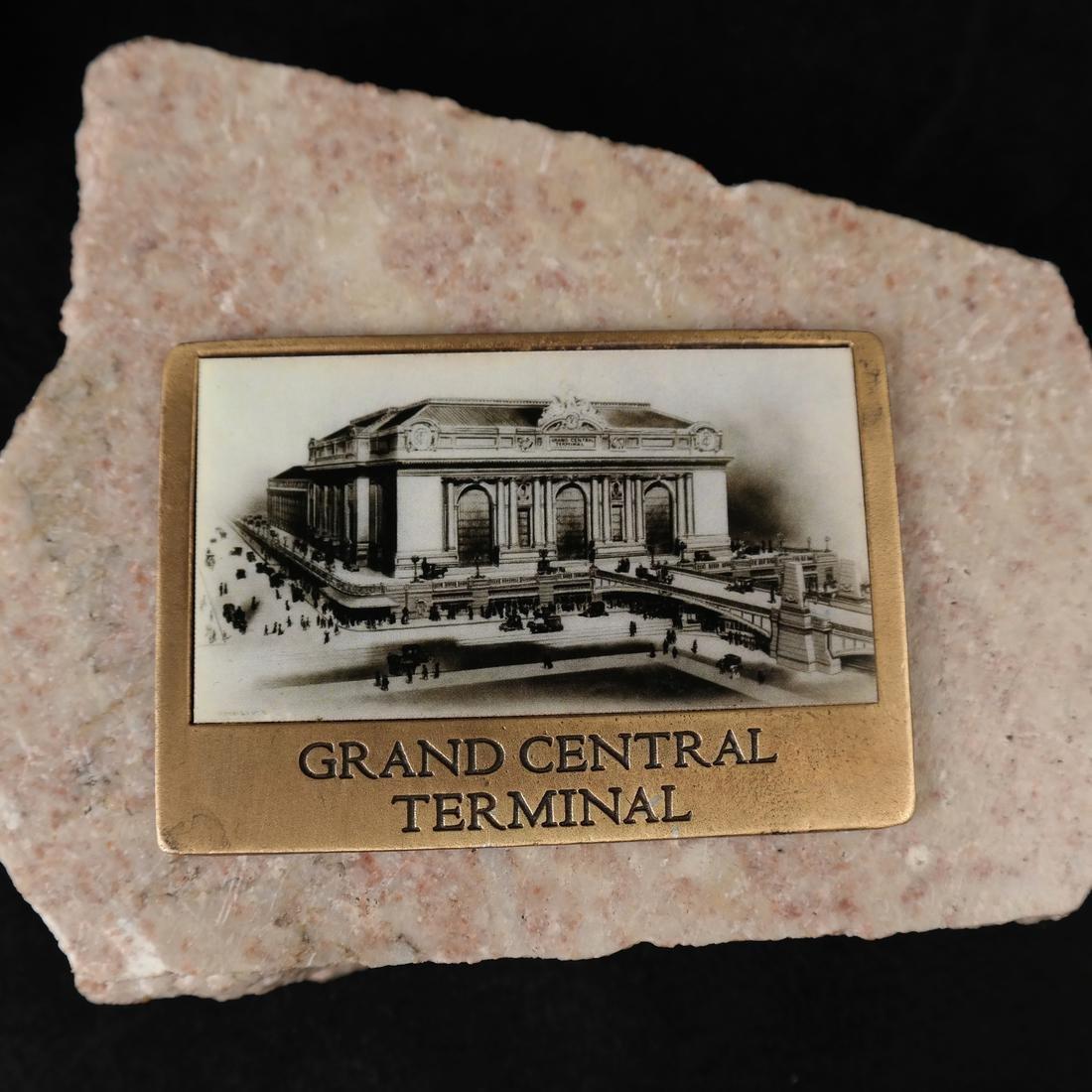 Grand Central Terminal Sculptures - 6