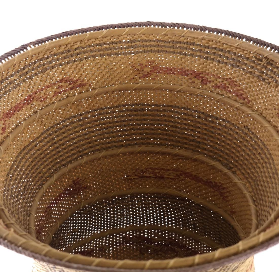One Woven Basket - 2