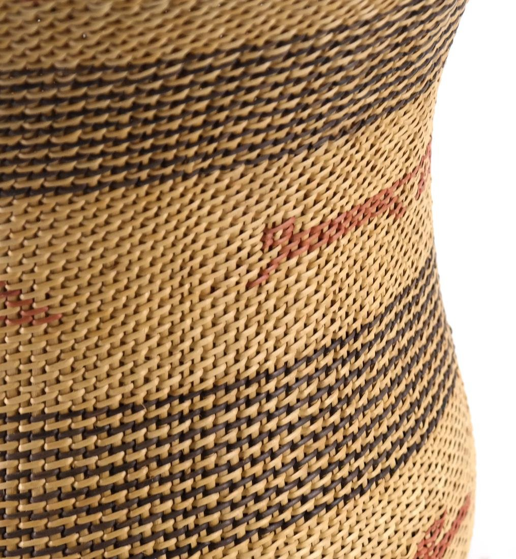 One Woven Basket - 3
