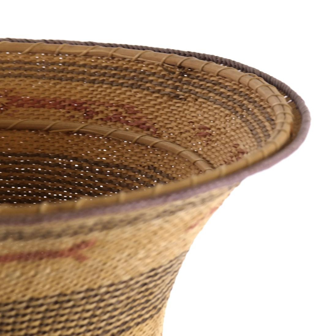 One Woven Basket - 4