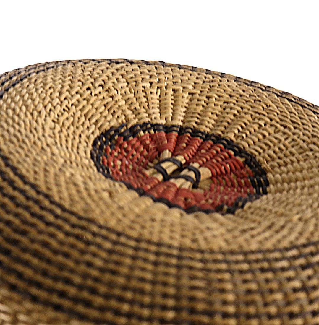 One Woven Basket - 5