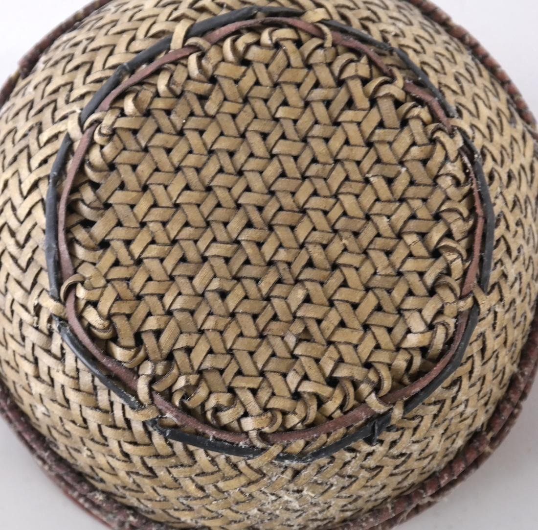 Three Woven Baskets - 10