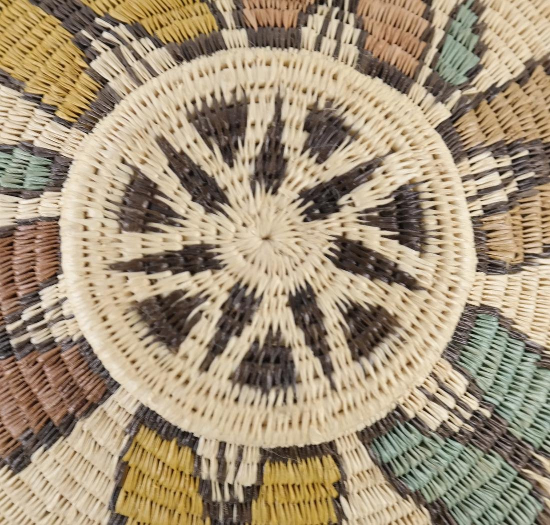 Three Woven Baskets - 2