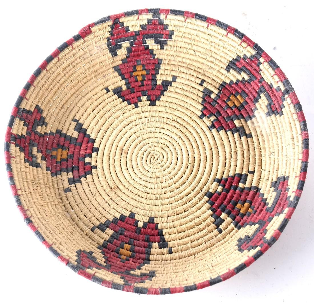 Three Woven Baskets - 5