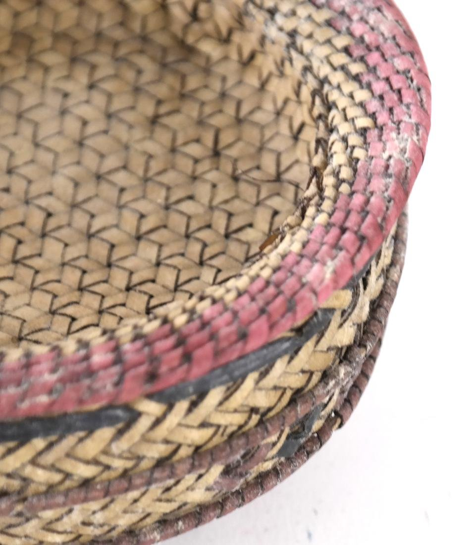 Three Woven Baskets - 7