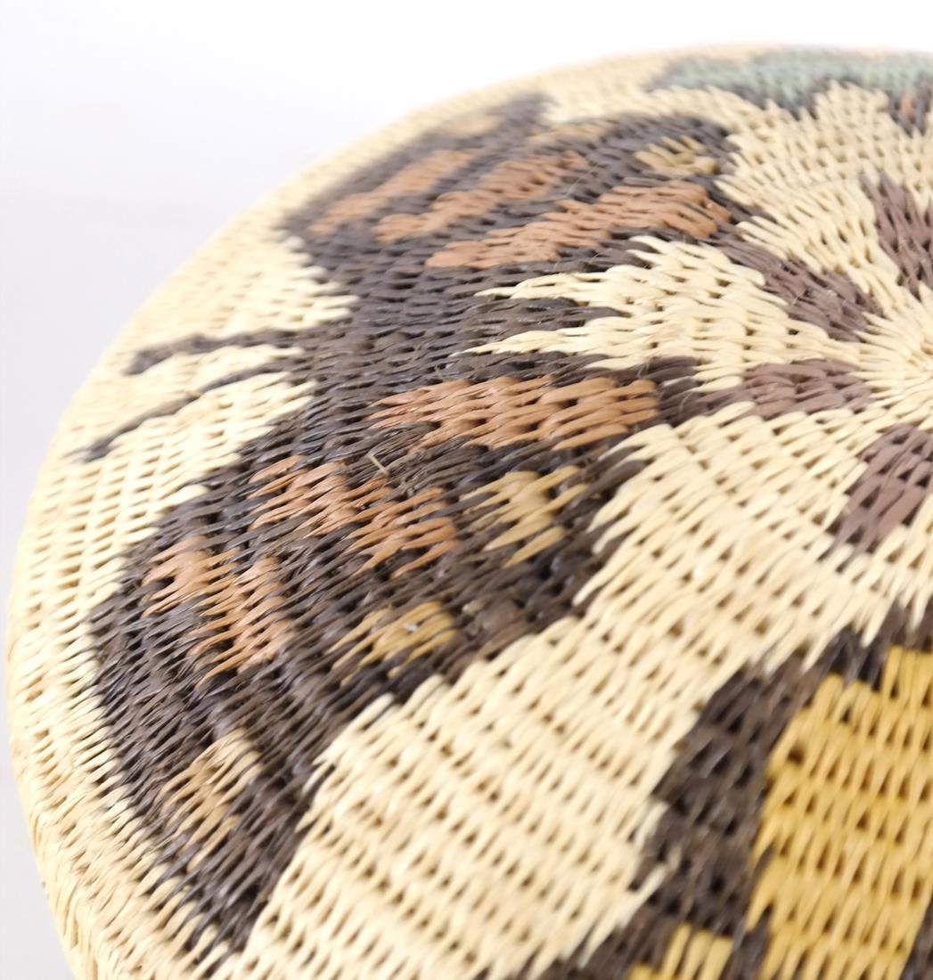 Three Woven Baskets - 8