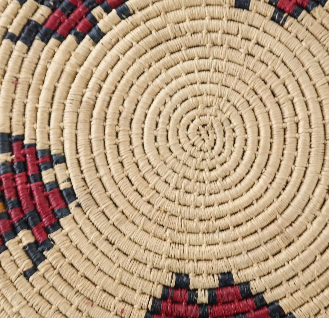 Three Woven Baskets - 9