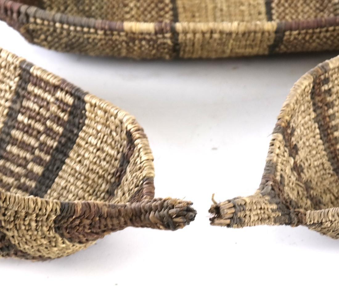 Three Oblong Baskets - 3