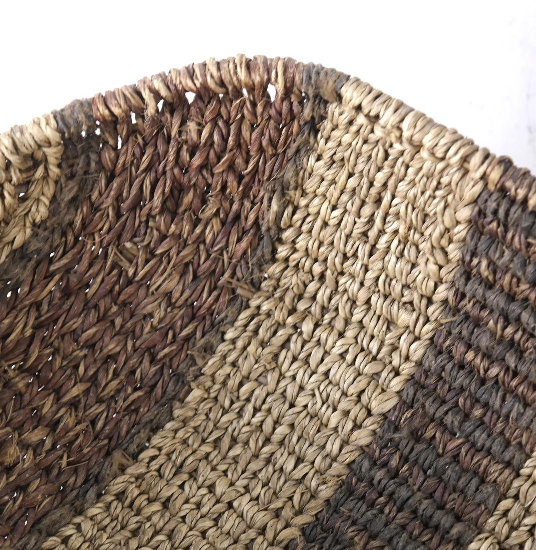 Three Oblong Baskets - 4