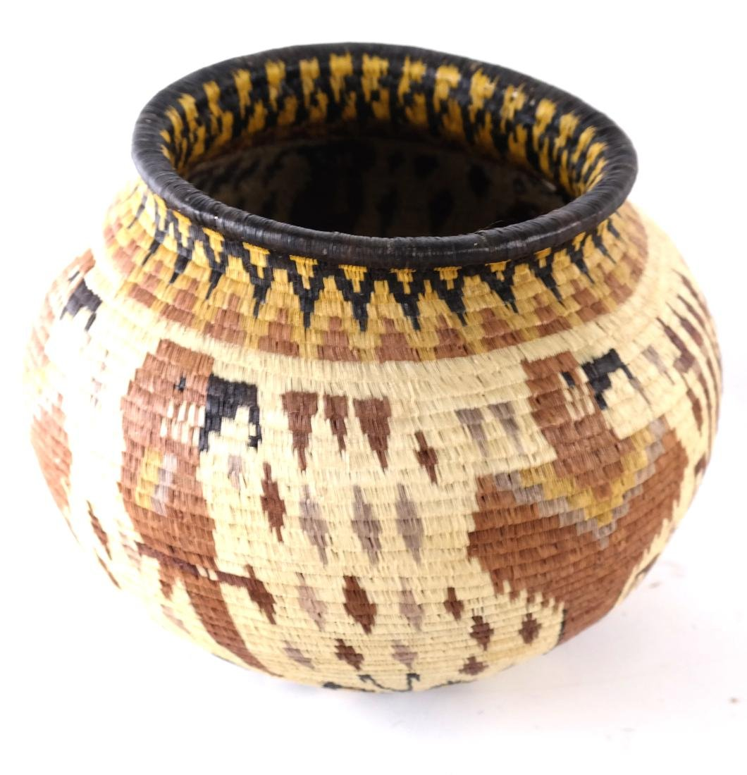 Three Woven Baskets - 4