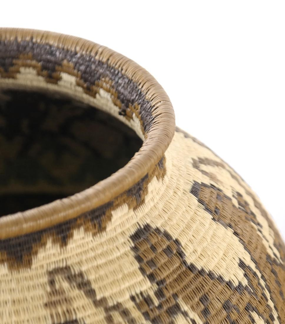 Two Woven Baskets - 4