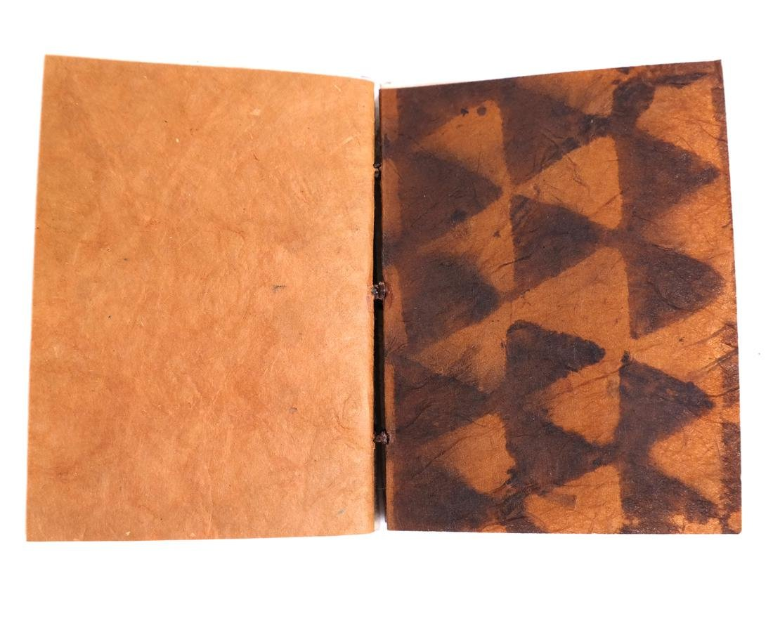 Four Decorated Tile Albums - 9