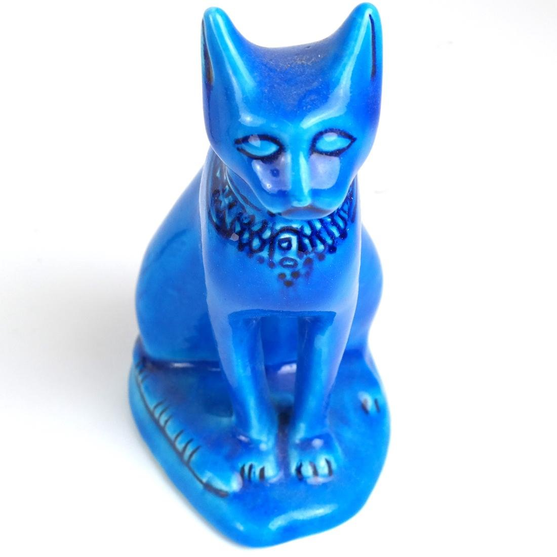 Two Ceramic Cats - 4