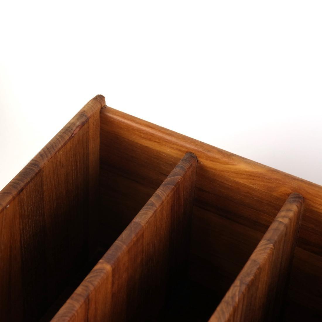 Wooden Desk Organizer - 5