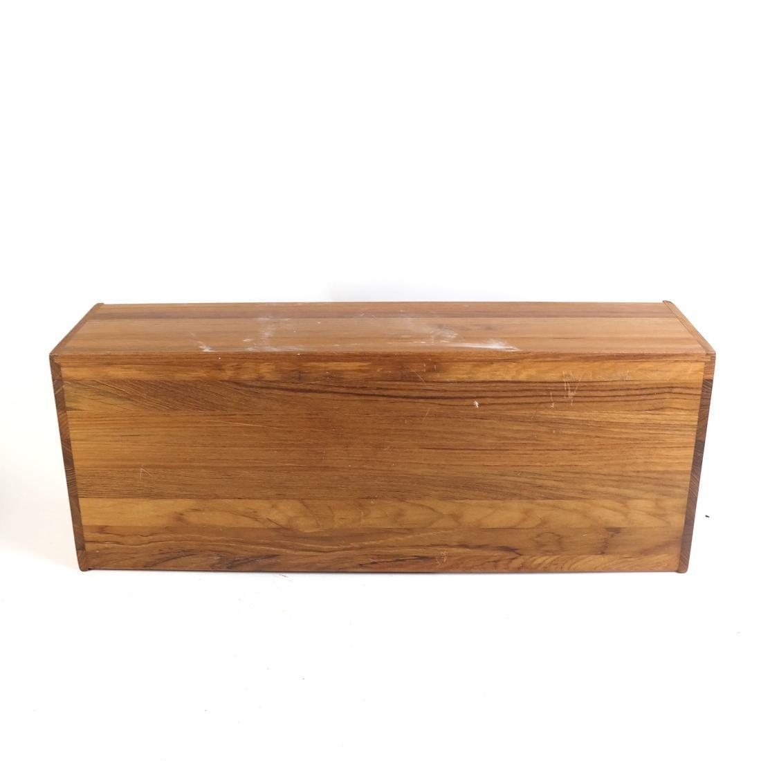 Wooden Desk Organizer - 7