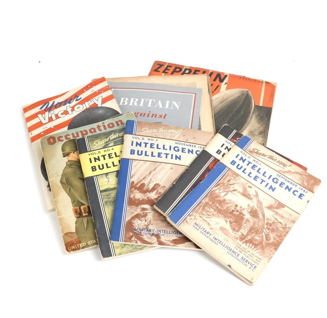 Historical War Magazines