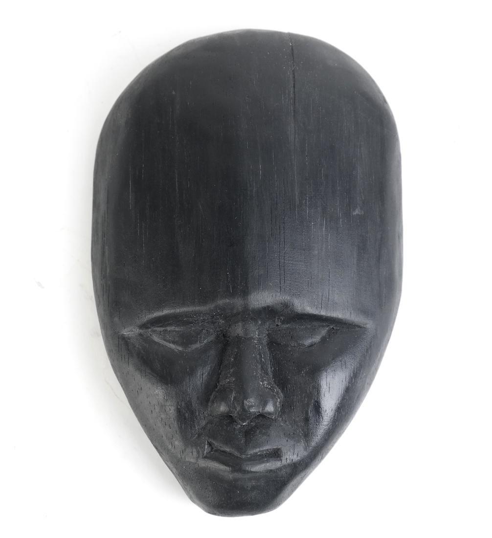 Three Tribal Masks - 3