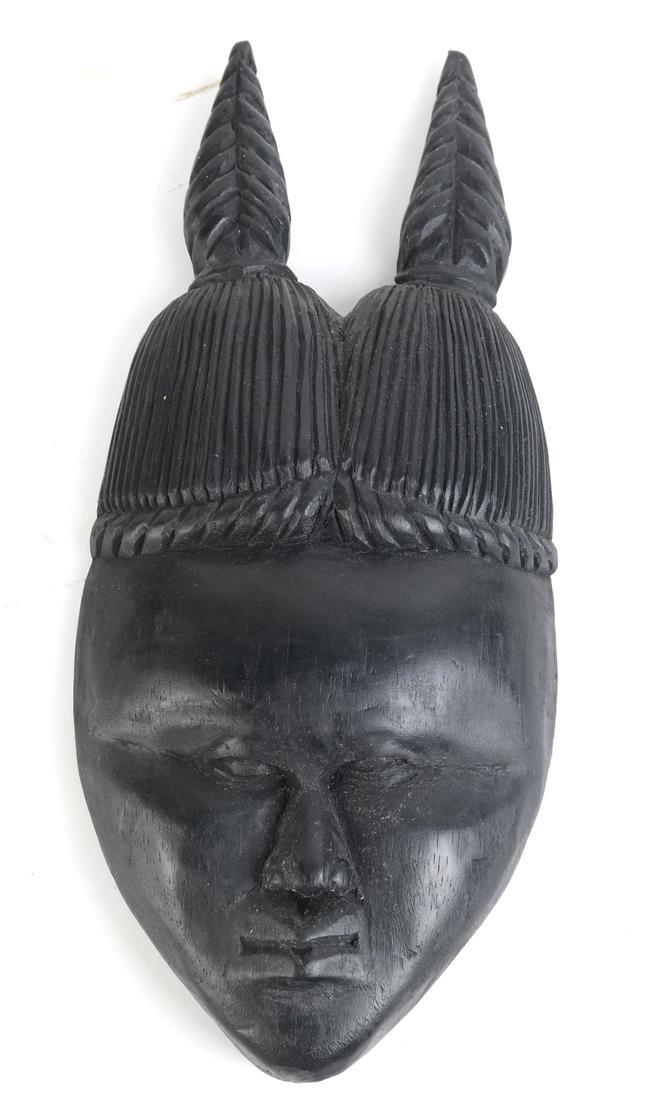 Three Tribal Masks - 6