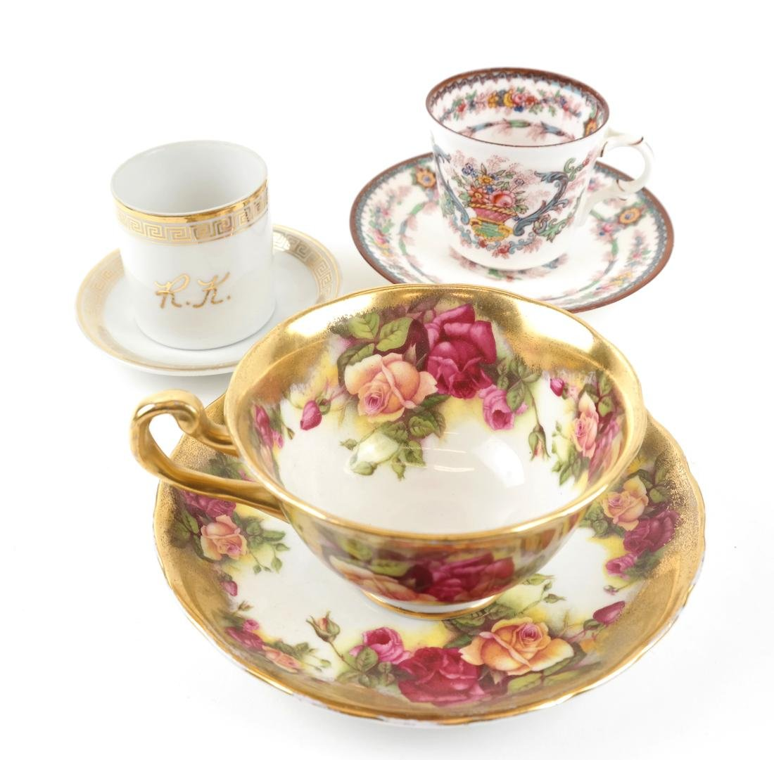 14 Assorted Cups and Saucers - 5