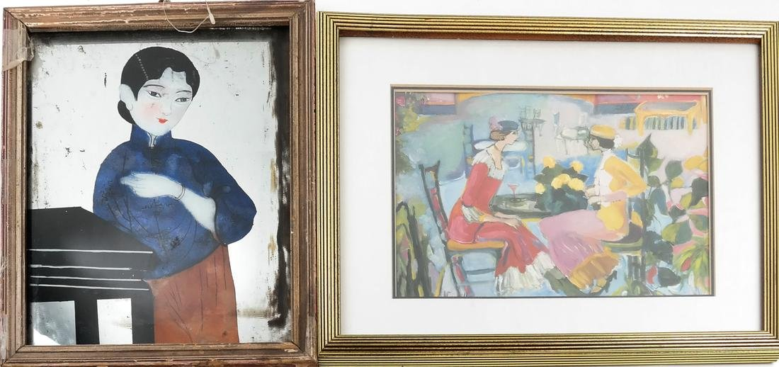 Two Assorted Works: Women